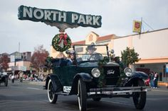 The North Park Toyland Parade is the first Saturday of December!