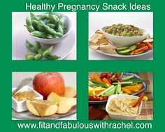 This site has a lot of great snack ideas for having a healthy pregnancy!