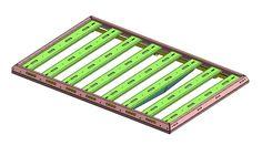 Znalezione obrazy dla zapytania CargoBear modular roof rack