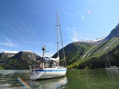 9 Best Used Sailboats Liveaboard Sailboat, Used Sailboats, Whitewater Kayaking, Canoeing, Ocean Sailing, Sailboat Interior, Used Boats, Canoe Trip, Yacht Design