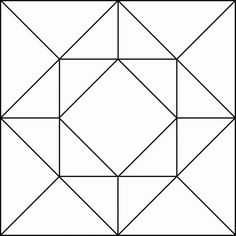Free Printable Quilt Pattern Template Imaginesque Free Quilt Block