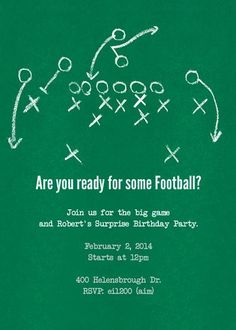 The Ultimate Super Bowl Party Guide | Love the alternate half-time ideas!