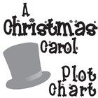 CHRISTMAS CAROL Plot Chart Organizer (by Dickens)  NOVEL = A Christmas Carol by Charles Dickens LEVEL = middle school (junior high), high school (secondary) COMMON CORE = CCSS.ELA-Literacy.RL.2  This resource can be purchased as part of CHRISTMAS CAROL Unit Teaching Package (by Charles Dickens).