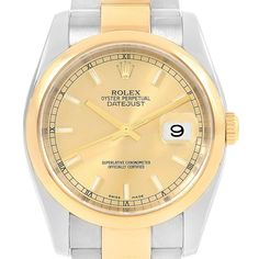 Shop for Premier watches at SwissWatchExpo. ID theft protection. Rolex Watches For Men, Luxury Watches For Men, Rolex Logo, Oyster Perpetual Datejust, Pre Owned Rolex, Rolex Datejust, Stainless Steel Case, Fashion Watches, Oysters