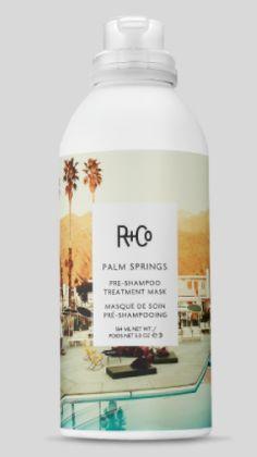R+Co Palm Springs treatment