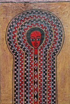 Traditional Ethiopian and African Paintings and Folk Art at St. George Gallery