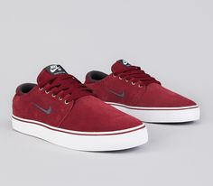 Nike SB Team Edition 2-Team Red-Anthracite-White