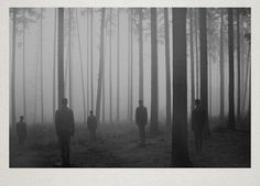 Surreal Atmospheric Photography by Martin Vlach