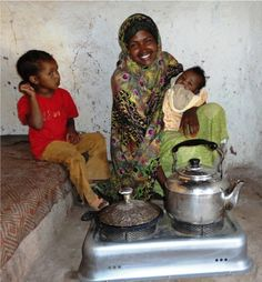 What is a clean cookstove?