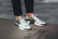 Medium Olive Highlights The Latest Nike Air Presto Essential