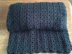 3meter lang sjaal emilie