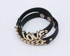 Alphabet Beads, Letter Beads, Jewelry Making, Bracelets, Leather, Fashion, Moda, Fashion Styles, Jewellery Making
