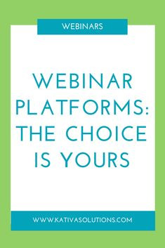 How to choose the best webinar platform for your needs. A review of GoToWebinar, WebinarJam, Zoom, and Google Hangouts.