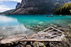 #Boats #Morraine #Lake #Canada #Amazing #Cover_Shoot #NatGeo #Traveler #Alberta http://ift.tt/1Mu8ciD