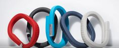 the Jawbone UP, fitness gadget! $129.99