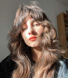 Hairstyles With Bangs, Long Hair Styles, Beauty, Bang Hairstyles, Long Hairstyle, Long Haircuts, Long Hair Cuts, Beauty Illustration, Long Hairstyles