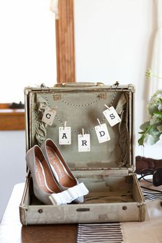 Vintage n chic for wedding or party decor