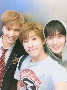 Rocky, JinJin & Eunwoo | Astro