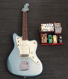 Pedalboard Ideas, Guitar Room, Guitar Pedals, Music Stuff, Music Instruments, Magic, Band, Studio, Life