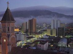 It seems a European setting but is Brazil, Pocos de Caldas, MG.