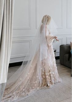Image 2 - This bespoke wedding gown by One Day will leave you speechless in Bridal Fashion.