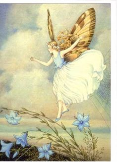 Ida Rentoul Outhwaite, also known as Ida Sherbourne Rentoul and Ida Sherbourne Outhwaite (9 June 1888 – 25 June 1960), was an Australian illustrator of children's books. Her work mostly depicted fairies.