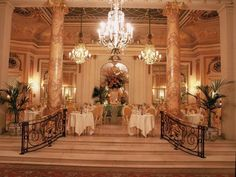 Afternoon tea at the Ritz in London is an incredible experience.  An indulgence, but well worth it.