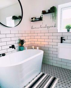 Modern Bathroom Inspiration // We are Trouva
