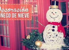 DIY como hacer Muñecos de Nieve para decorar Christmas Holidays, Christmas Bulbs, Christmas Crafts, Diy Natal, Navidad Diy, Reno, Holiday Decor, Home Decor, Google