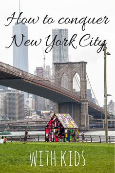 8 things to do in New York City with kids - where to play, eat, stay, explore and much more!