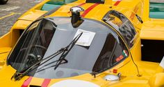Wenn selbst ein Ferrari 512 vor einem Strafzettel nicht sicher ist | Classic Driver Magazine