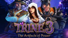 Trine 3: The Artifacts of Power la nuova fiaba dark fantasy è su Mac App Store