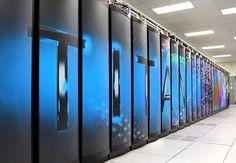 "Oak Ridge's ""Titan"" Named World's Fastest Supercomputer. Computers are taking over"