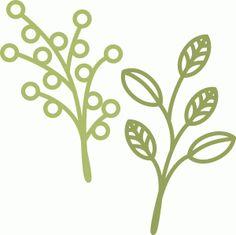 Silhouette Design Store - View Design #75687: spring twigs