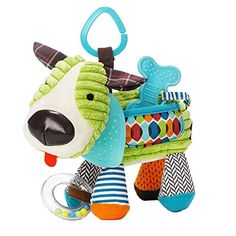 Skip Hop Bandana Buddies Activity Toy Puppy -- AMAZON Great Sale