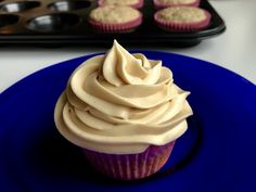 Cream Cheese Frosting, Muffins, Cupcakes, Desserts, Food, Caramel, Tailgate Desserts, Muffin, Cupcake Cakes