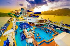 Turn your GPS off and your OMG on! Here are our tips on how to disconnect on your cruise vacation.