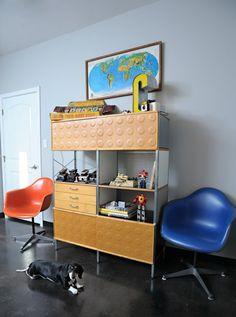 Concrete Inspiration Inside a Houston Photography Studio Lifework | Apartment Therapy
