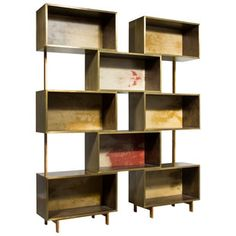 Mondrian Bookcase from Julian Chichester