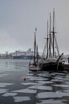Gjohavn, Bygdoy, Oslo, Norway