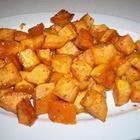 Foto recept: Zoete aardappel met honing en rozemarijn