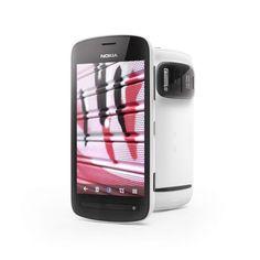 Nokia 808 Pureview - 41MP