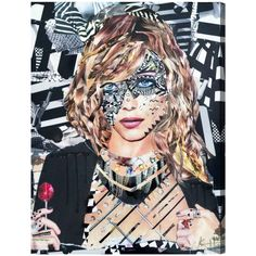 "Oliver Gal ""Lollipop by Katy Hirschfeld"" Canvas Art"