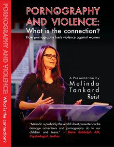 How pornography fuels violence against women: new DVD from MTR | Melinda Tankard Reist