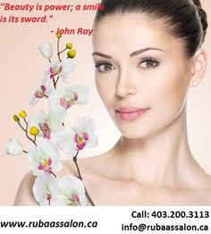 Rubaa's Salon, a premiere beauty salon for beauty, personal Connection and caring attention.A homely feeling by the most professional, experienced, and affable staffs.  www.rubaassalon.ca  #Beautysalon #Spasalon #waxingsalon