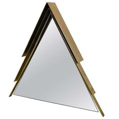 Curtis Jere Bronze Mirror   From a unique collection of antique and modern wall mirrors at http://www.1stdibs.com/furniture/mirrors/wall-mirrors/