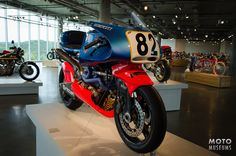 Barber Vintage Motorsports Museum has over 1,200 vintage and modern motorcycles from 200 different manufacturers representing 20 countries.