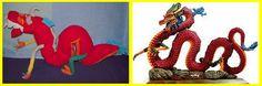 Mamma Claudia e le avventure del Topastro: Drago cinese