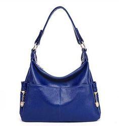 Valenkuci Women Handbag Genuine Leather Messenger Bags Designer Crossbody Tote Shoulder Bag