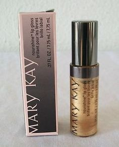 Mary Kay Nourishine Lip Gloss ~ Cream & Sugar by Mary Kay. $12.00. Smoothes, soothes and softens lips. Lip Gloss. Formulated with enriching vitamins A and E ... smoothes, soothes and softens lips, helping restore a youthful appearance while antioxidants fight against wrinkle-causing free radicals. The formula is saturated with over 80 percent of moisturizers and conditioners to instantly hydrate lips. Plus, it's fortified with antioxidants that help protect lips ...